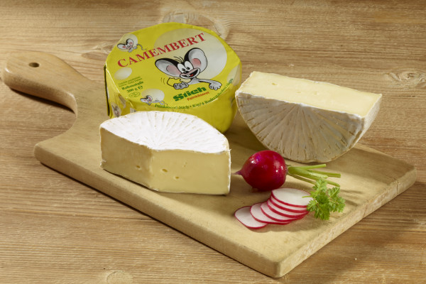 Maus-Camembert 200g